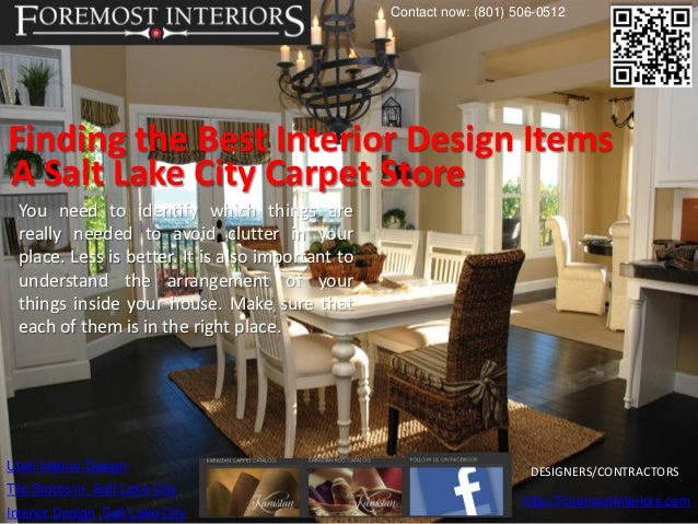interior designer utah finding the best interior design items a sal