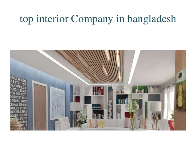 Interior Company In Bangladesh