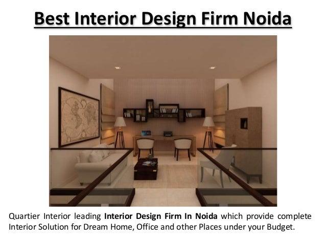 Quartier Interior Leading Interior Design Firm In Noida
