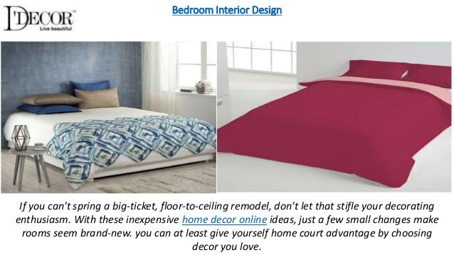 5 Bedroom Interior Design