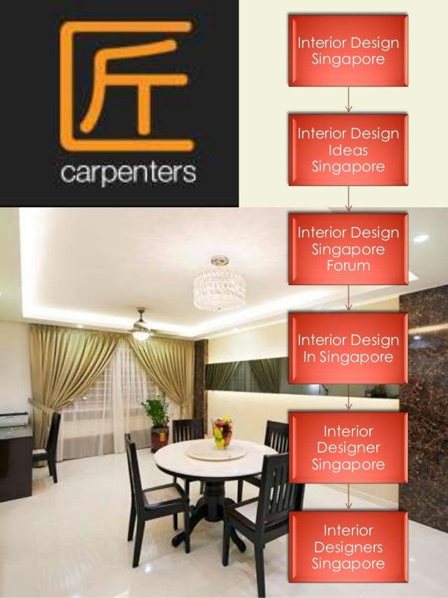 Interior Design Ideas Singapore