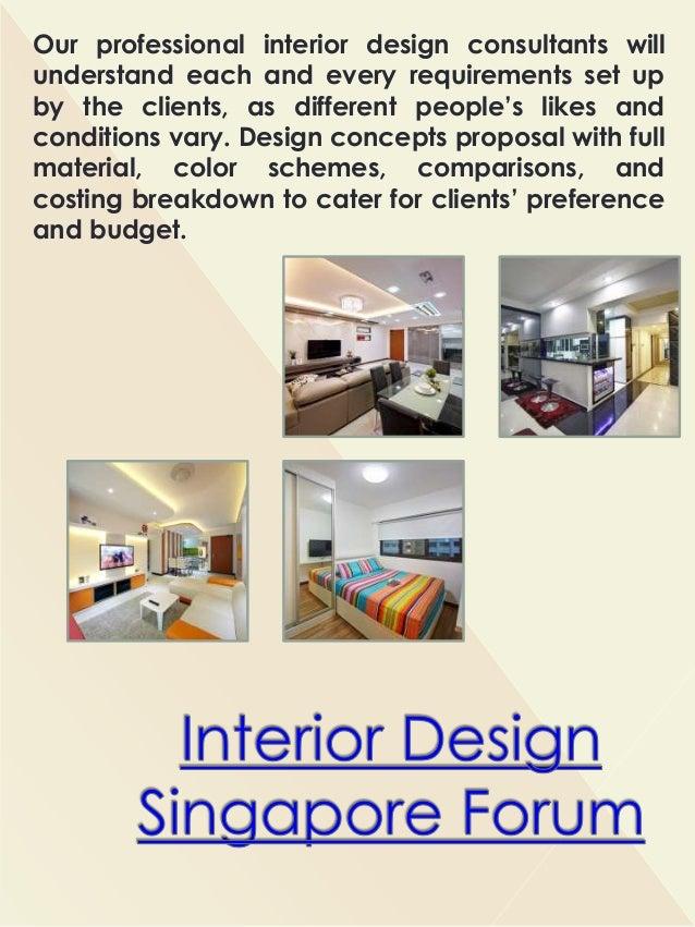 5 Our Professional Interior Design Consultants