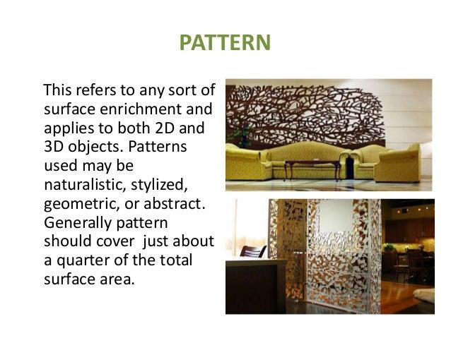 Naturalistic Pattern Interior Design Image 11