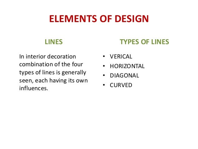 Elements Of Interior Design And Decoration interior designing