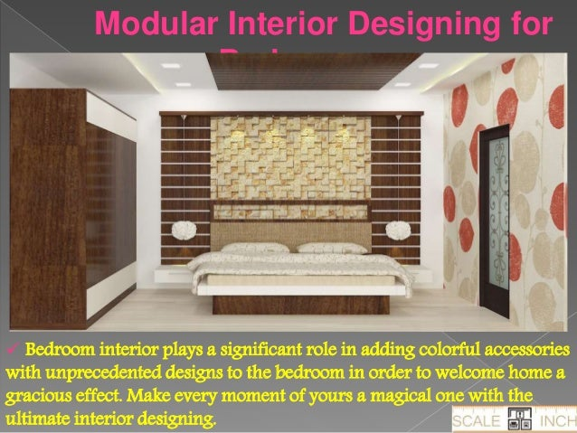 3. Modular Interior Designing ...