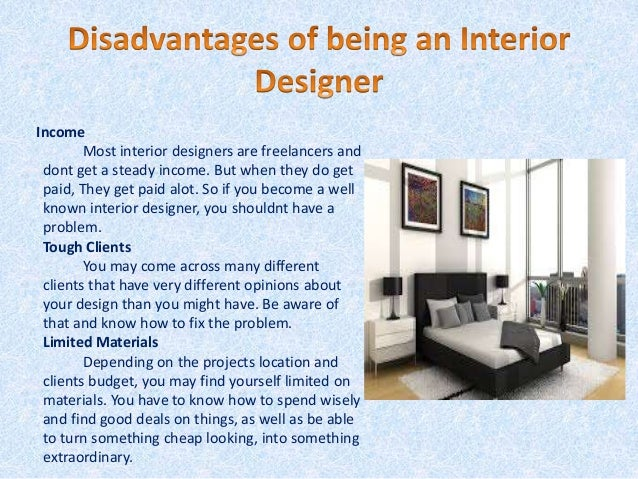 What course do i need to become a interior designer www for Becoming an interior designer