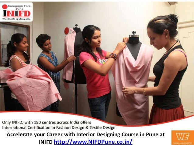 Interior Designing Course in Pune at INIFD to Accelerate your Career