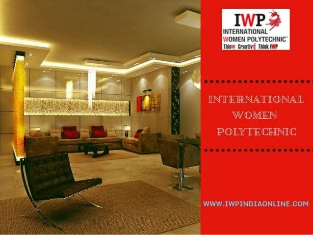 Interior Designing Institute In Lucknow