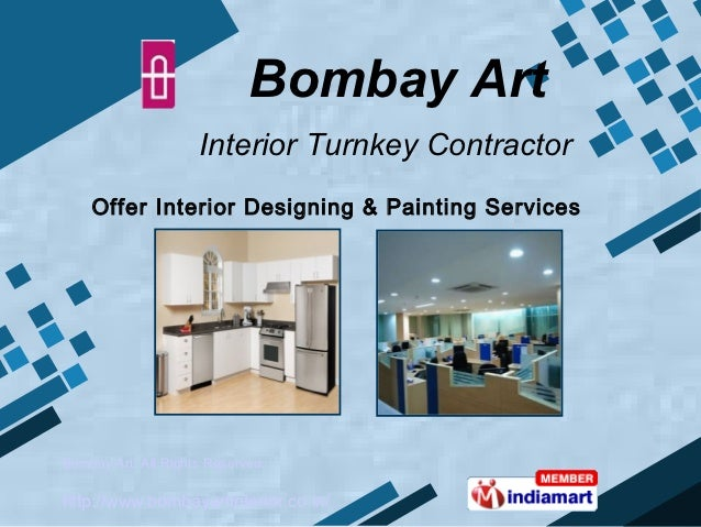 Bombay Art                     Interior Turnkey Contractor    Offer Interior Designing & Painting ServicesBombay Art, All ...