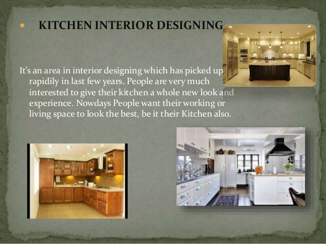 importance of interior design ppt example