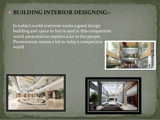 Interior Designing Ppt