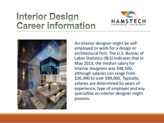 8 An Interior Designer
