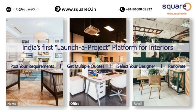 Home Interior Designer Delhi Ncr By Squareo In