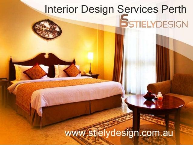 Interior Design Services Perth visit us stielydesigncomau