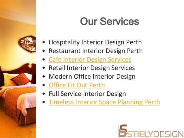 3 Our Services O Hospitality Interior Design Perth