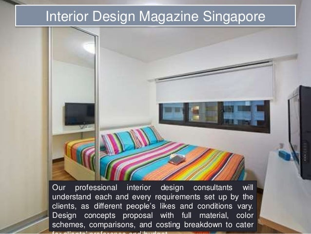 Interior Design Magazine Singapore