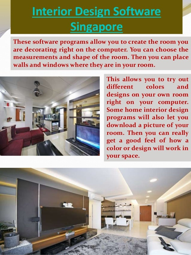 Interior Design Software Singapore