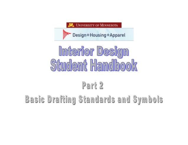 interior design student handbook rh slideshare net interior design handbook pdf interior designer handbook