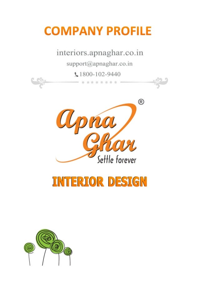 Interior Design for Home, Office and Institute
