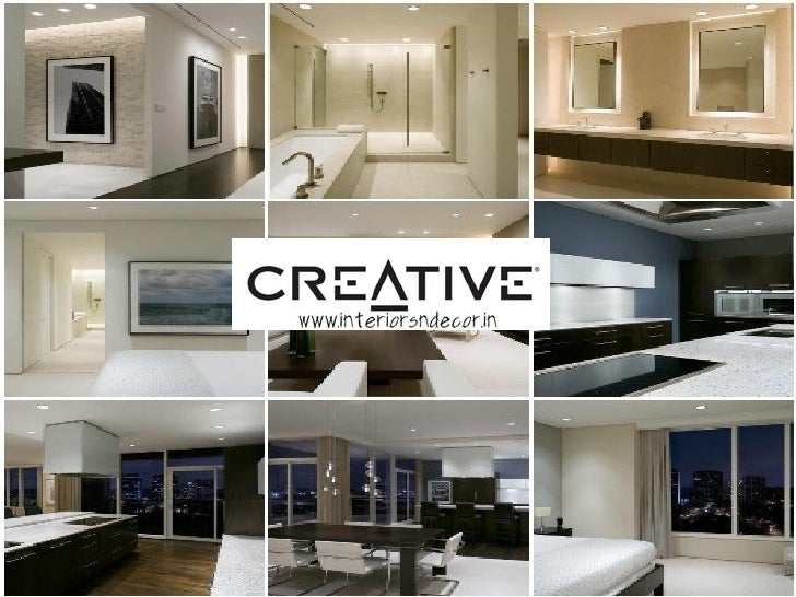 Creative interior and decor tina and anita interior for Creative interior design kitchen