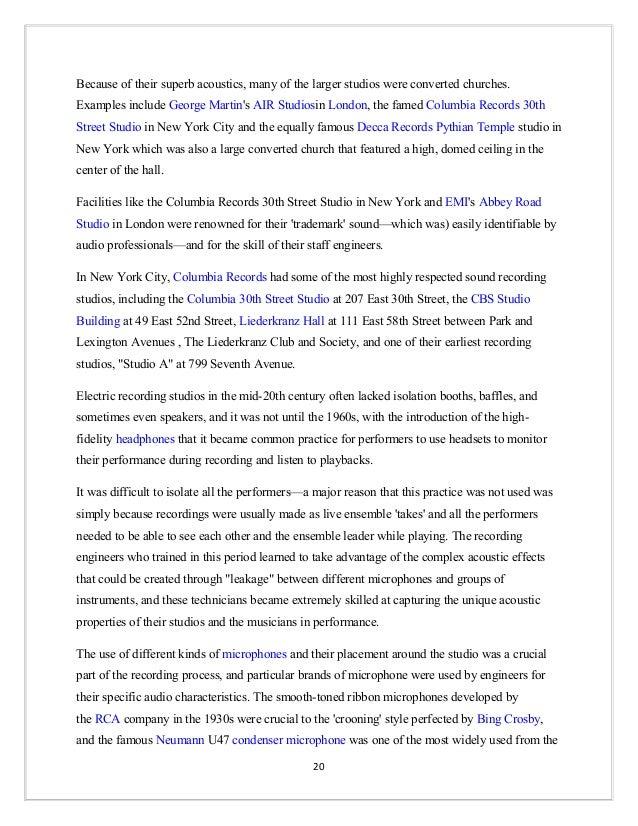 thesis video recording Vasilis kostas music 8,750 likes  recording/mixing: nikos lagos video:  of music in boston as the master's thesis of vasilis kostas based on the.