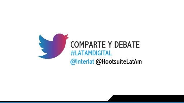 Interlat V Premios #latamDigital Ganadores 2016 - 2017 Slide 3