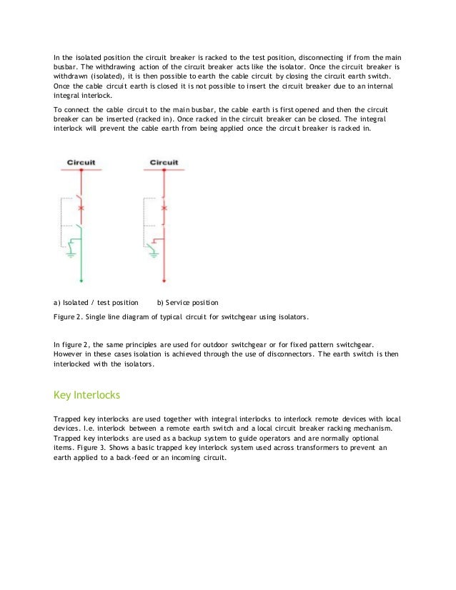 switchgear wiring diagram switchgear image wiring interlocking on switchgear principles on switchgear wiring diagram