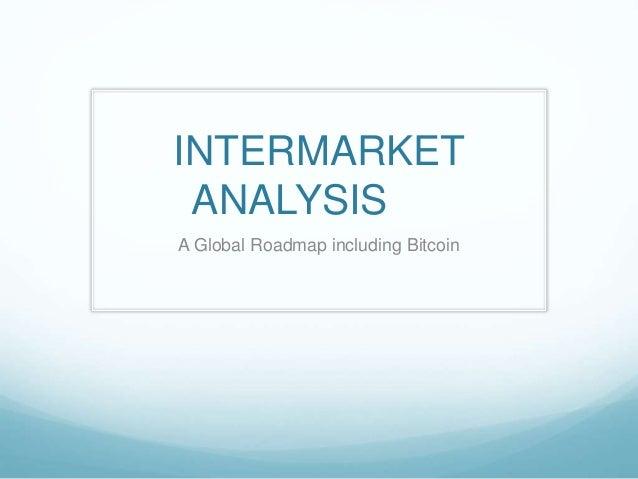 INTERMARKET ANALYSIS A Global Roadmap including Bitcoin