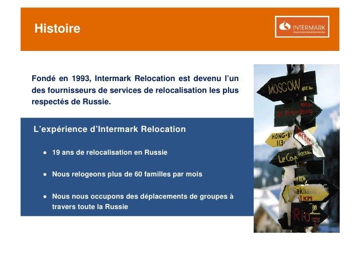 Intermark Relocation - Presentation - FR Slide 2