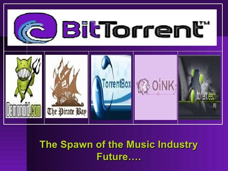 The Spawn of the Music Industry Future….
