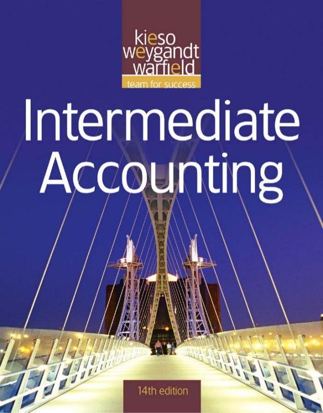 Intermediate accounting i unit 1