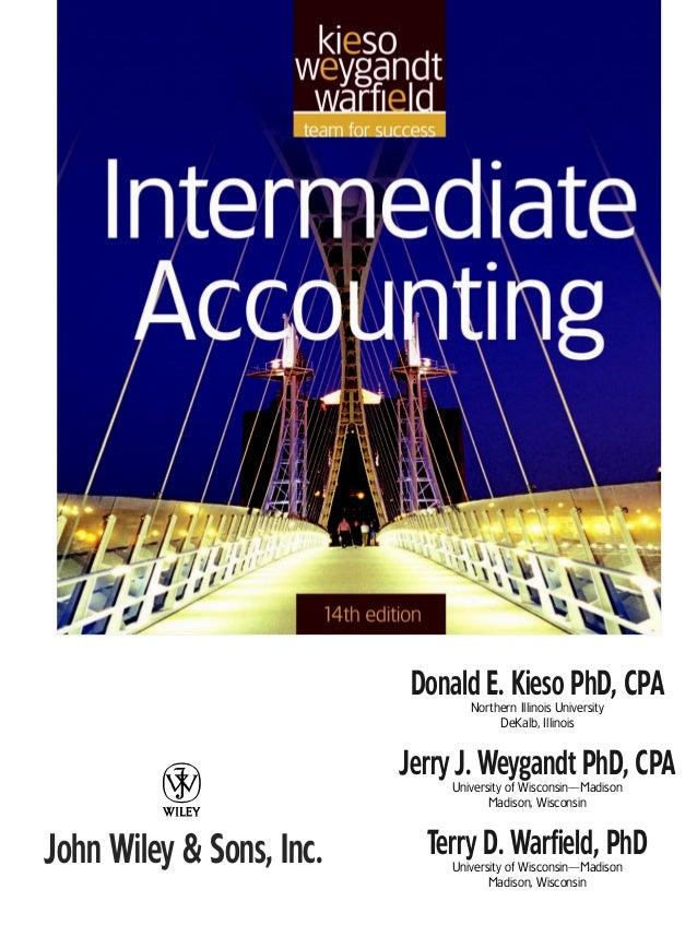 Intermediate accounting 14e kieso warfield weygandt fandeluxe Images
