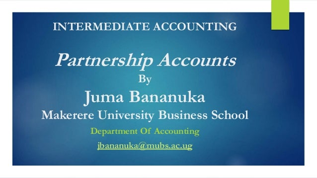accounting for partnership Treatment of goodwill in partnership basics accounting skills (4) treatment of goodwill in partnership posted: july 11, 2015 in accounting topic.