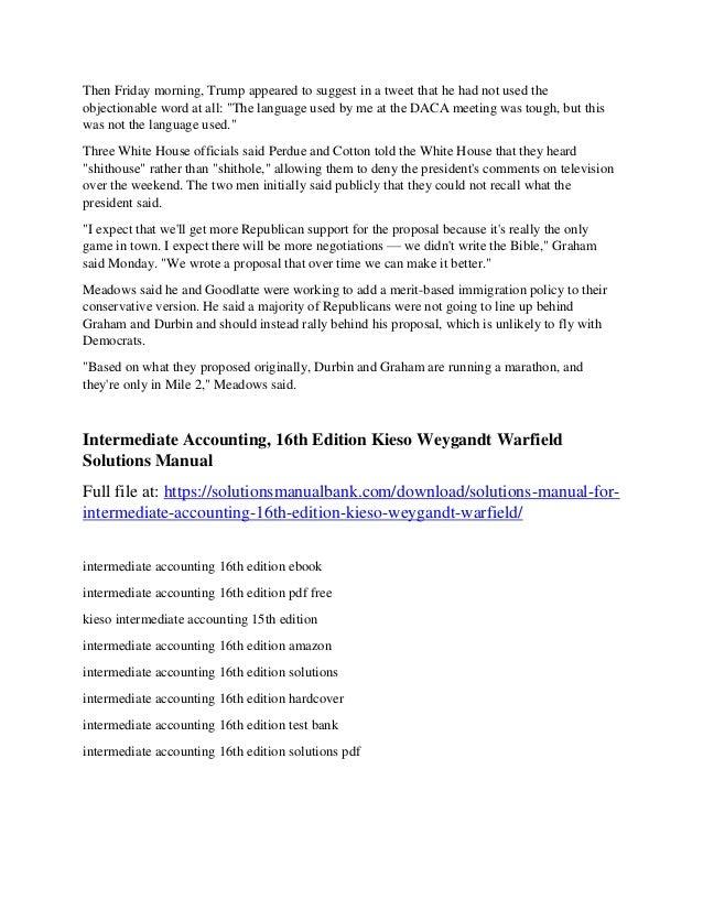 intermediate accounting 16th edition pdf free