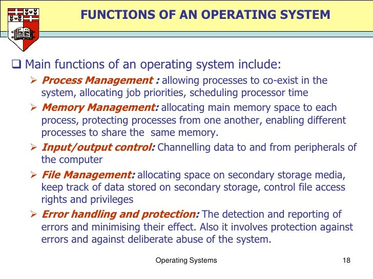 an analysis of operating system Developing estimates of system operating and support (o&s) costs 12 applicability this guide is focused on o&s cost estimates and analyses for major defense.