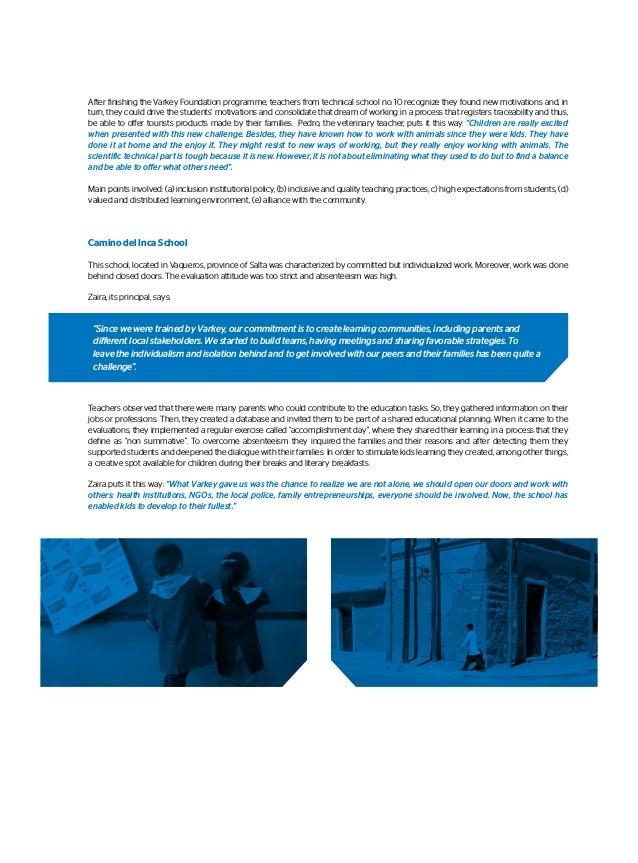 CLIE: Leadership and Innovation Centre in Education. VFA: Varkey Foundation Argentina. Control group: school teachers whos...