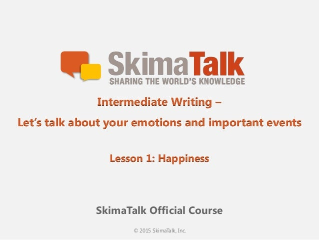Premise Indicator Words: Let's Talk About Your Emotions And
