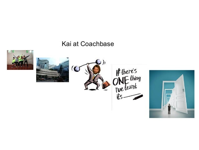 Kai at Coachbase