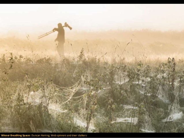 Duncan Herring, Web spinners and deer stalkersWinner Breathing Spaces