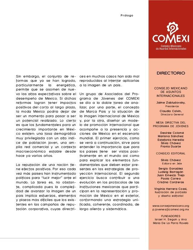 EL CONCEPTO DE MARCA PAÍS:  UNA REPUTACIÓN QUE NO SE COMPRA NI SE VENDE  7  O C T U B R E 2 0 1 4  EL CONCEPTO DE MARCA PA...