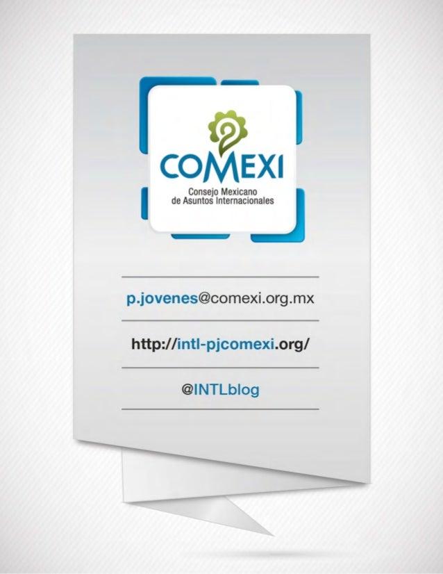 Marca País y la Imagen Internacional de México