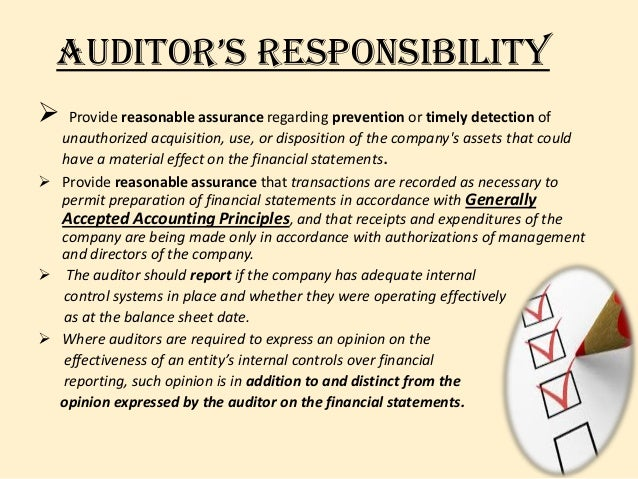 effect of internal controls on financial The impact of internal control system on the financial management of an organization (a case study of the nigeria bottling company plc) august, 2013.