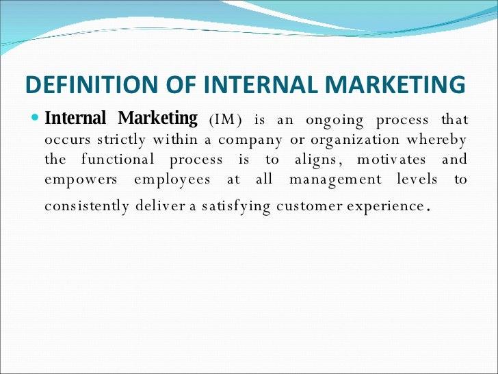 Internal Customer Service — Definition & Best Practices