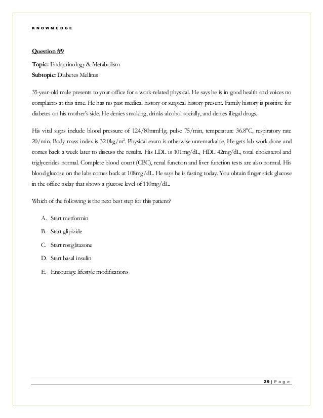 Internal medicine practice questions for abim exam nbme internal me 33 fandeluxe Gallery
