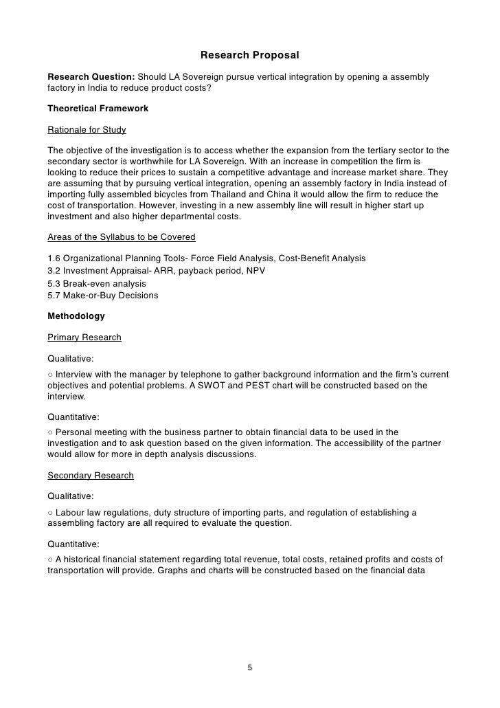 Ib business sl: internal assessment (ia) example [should amazon.