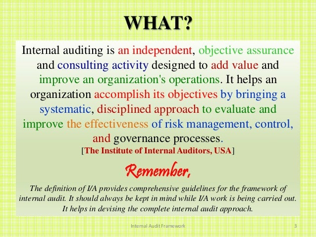 top down approach for audit of internal control accounting essay • the risk-based, top-down approach had nominal impact • further it controls guidance is needed • internal control sustainability is starting to grow as a benefit of sarbanes-oxley.