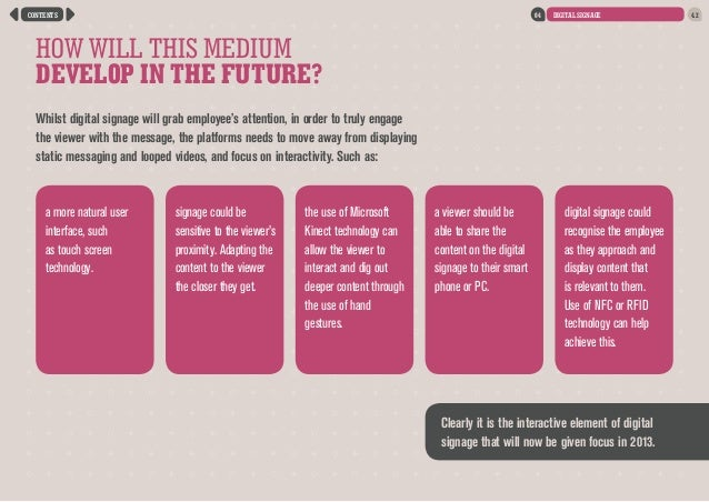 Internal Communications Trends for 2013
