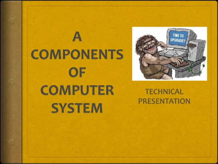 Processors    CPU is a short name for               Central Processing Unit,   (CPU)       it's a brain of the           ...