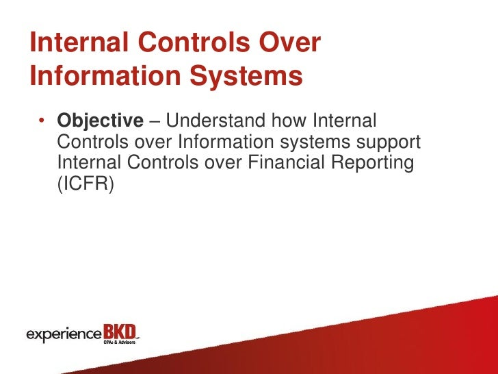 information system controls It review: general information system controls over human services ' client services management system (csms) executive summary  this report provides the results of our review of general information system (is) controls over.