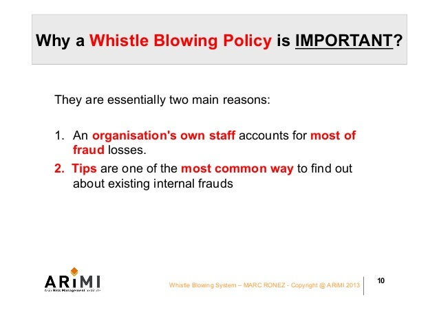 What Are the Hazards of Whistleblowing and Their Effects in the Workplace?